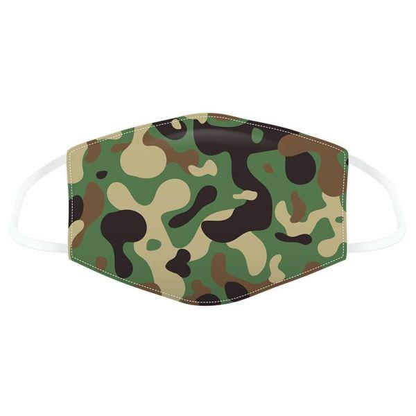 Mask camoflage 1