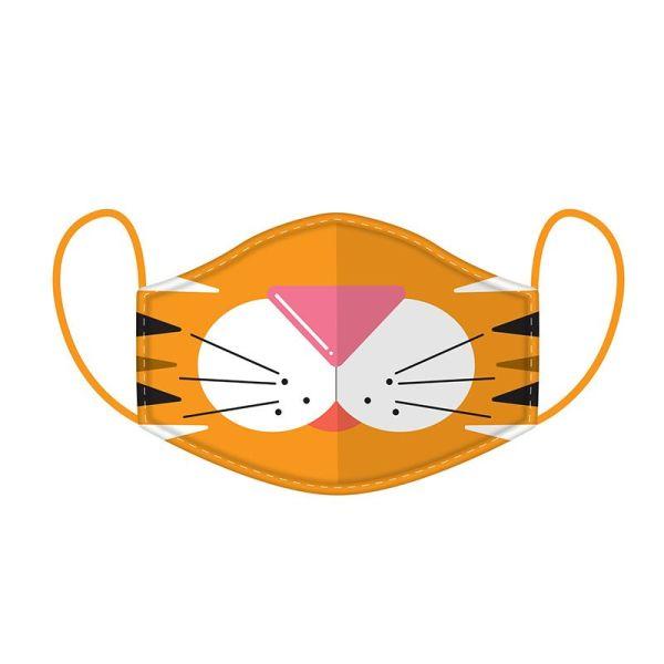 Mask cutiemals tiger 1
