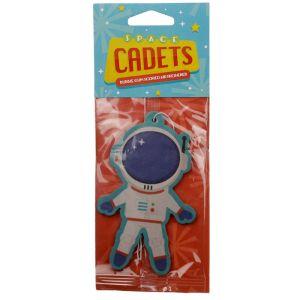 Space cadet bubblegum car air freshener