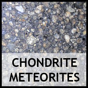 Chondrite Meteorites