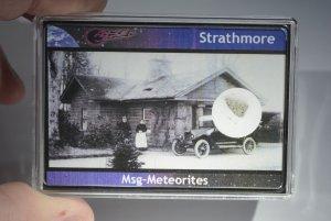 Strathmore meteorite (12)