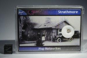 Strathmore meteorite (17)