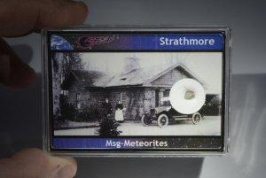 Strathmore meteorite (20)