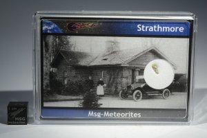 Strathmore meteorite (25)