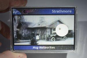 Strathmore meteorite (40)