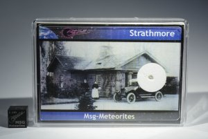 Strathmore meteorite (49)
