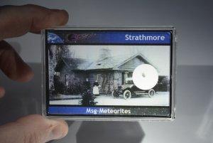 Strathmore meteorite (60)