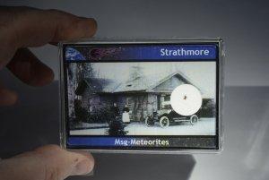 Strathmore meteorite (68)