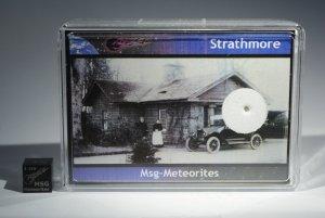 Strathmore meteorite (77)