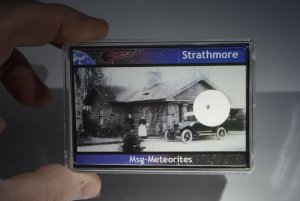 Strathmore meteorite (84)