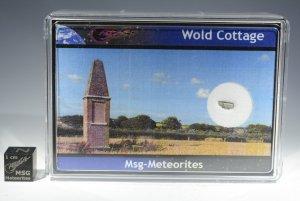 Wold cottage meteorite (5)