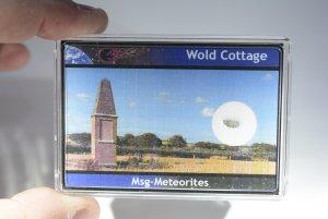 Wold cottage meteorite (8)
