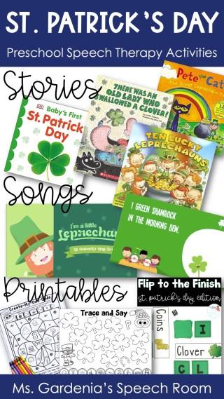 st-patricks-day-lesson-plans St. Patrick's Day Lesson Plans