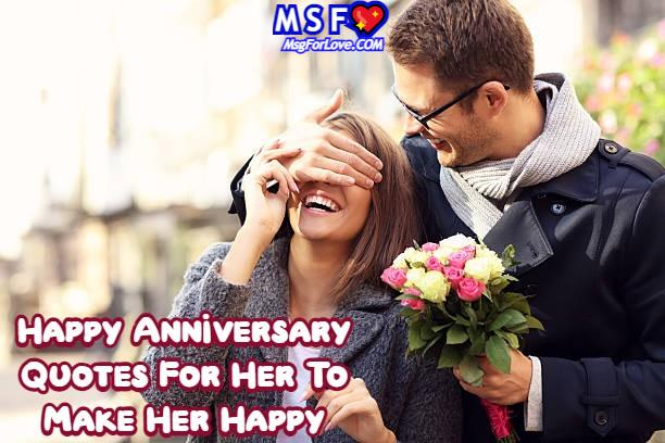 love Anniversary Quotes For Her