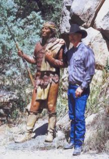 Apache Lookout - Bill Nebeker