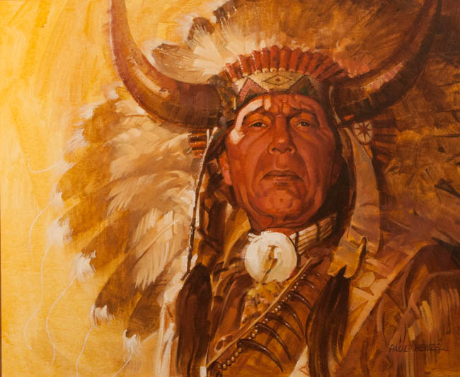The Sioux Chief - Wenzel