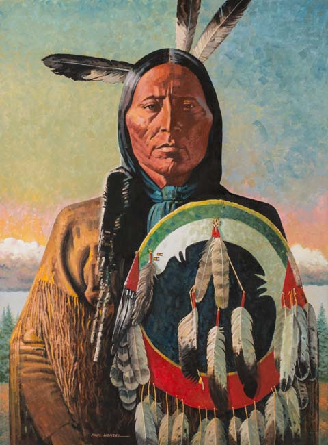 Crow Warrior $8500.00