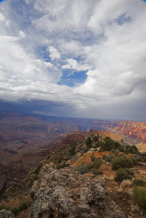 2016 Grand Canyon Lepan View