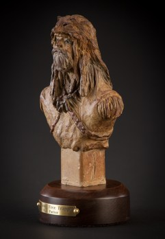 Booshway - Bronze - 7.5x3x3 inches - $975.00
