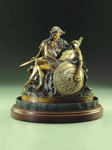 Bronze Sculpture $4500.00