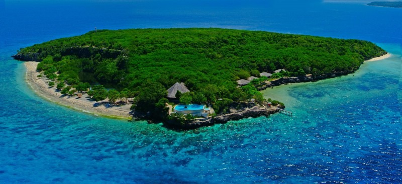 SUMILON ISLAND: Spend some time gettin gup and close with marine life or relax at Sumilon Island Bluewater Resort