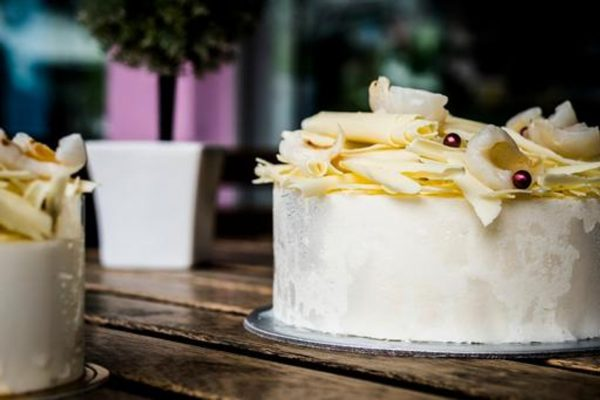 DESSERTS: End your meal with desserts and cakes offered by Simplicite Cafe