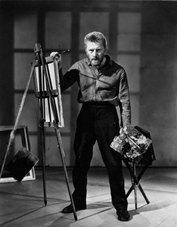 Kirk-Douglas-as-Van-Gogh