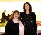 Laraine Barach and Victoria Plummer