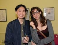 David Koh and Maren Less