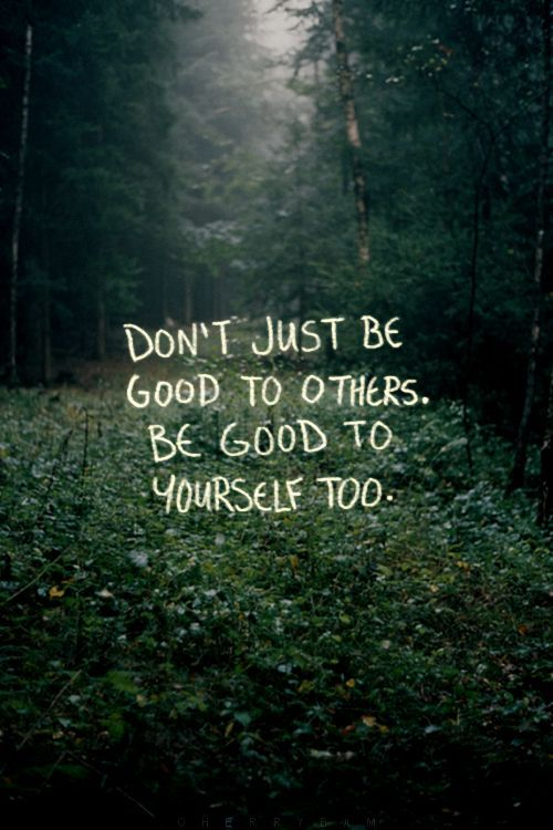 Be Good to Yourself - 20 Daily Acts of Self Love mshealthesteem.com