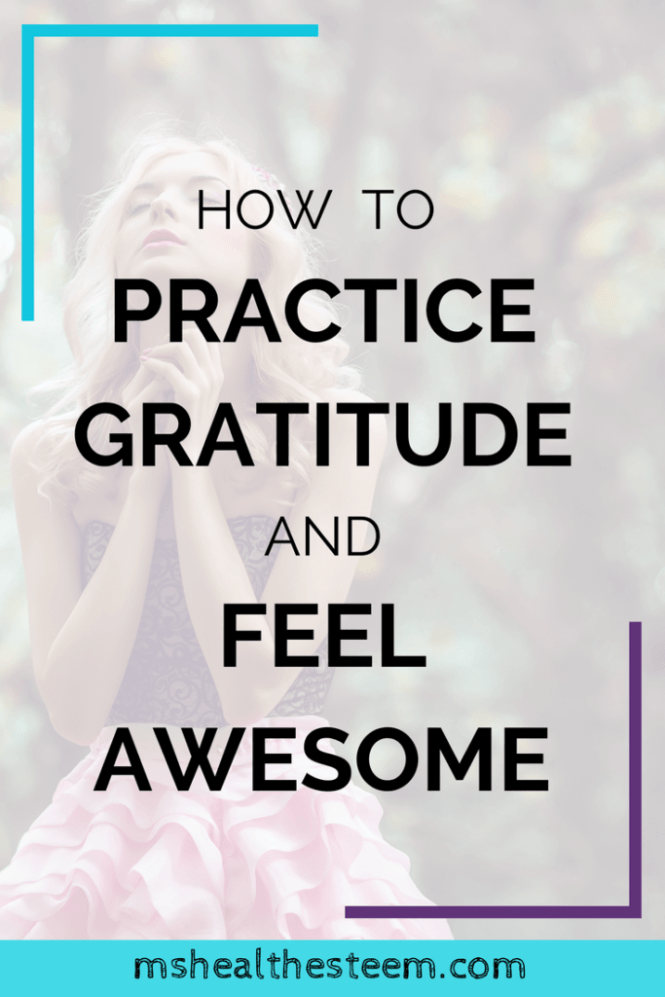 How to Practice Gratitude and Feel Awesome | 5 Gratitude Activities for Adults (and Children) that make the perfect addiction to your self care routine. We're talking mindfulness meditation, gratitude journaling, expressing gratitude and so much more. Gratitude is an important part of your healthy lifestyle, supporting your mental health, helping your sleep better, increasing your patience, improving your relationships, creating lasting happiness and so much more. Click through to learn more: