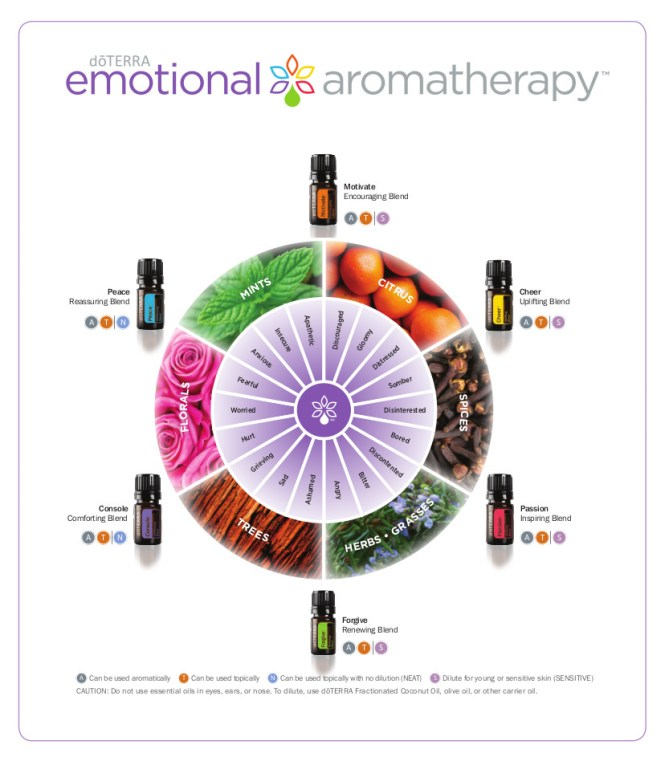 emotional-aromatherapy Essential Oils Uses for Emotional Balance