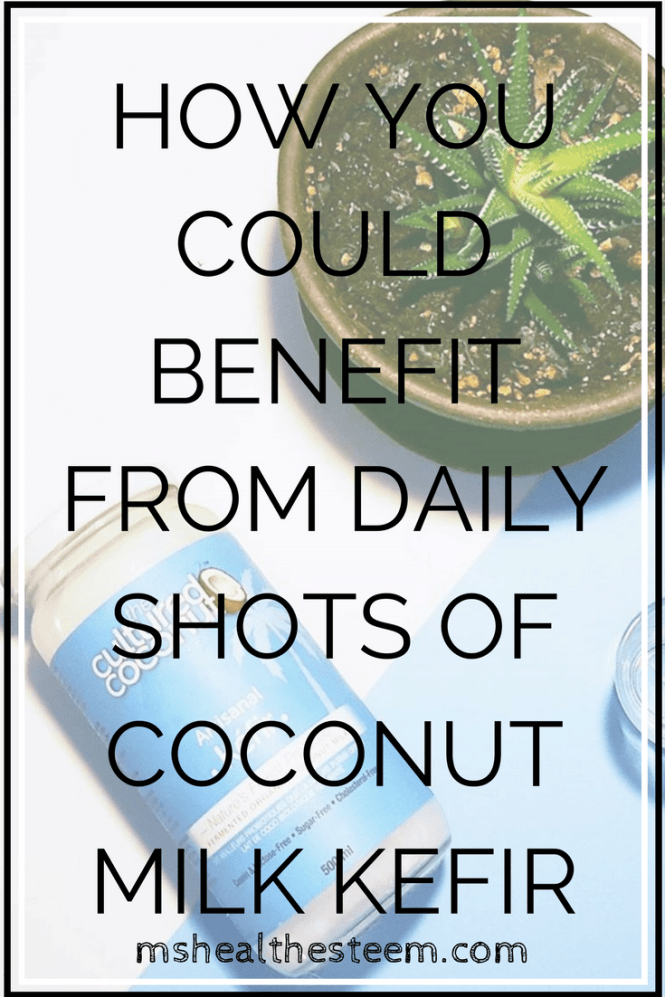 How You Could Benefit From Daily Shots of Coconut Milk Kefir - Fermented Foods for Gut Health and Immune System Support. (1)