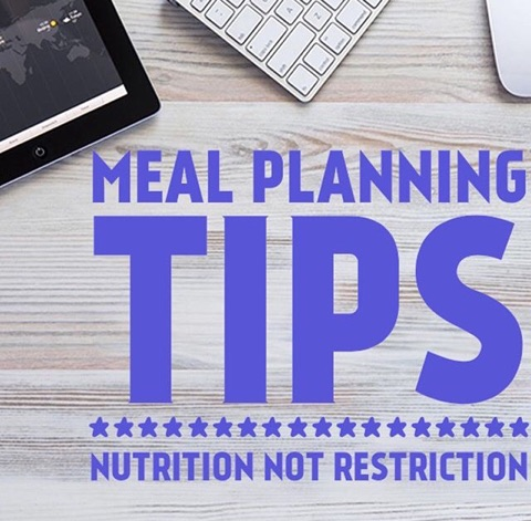 How to Meal Prep Meal Planning Tips