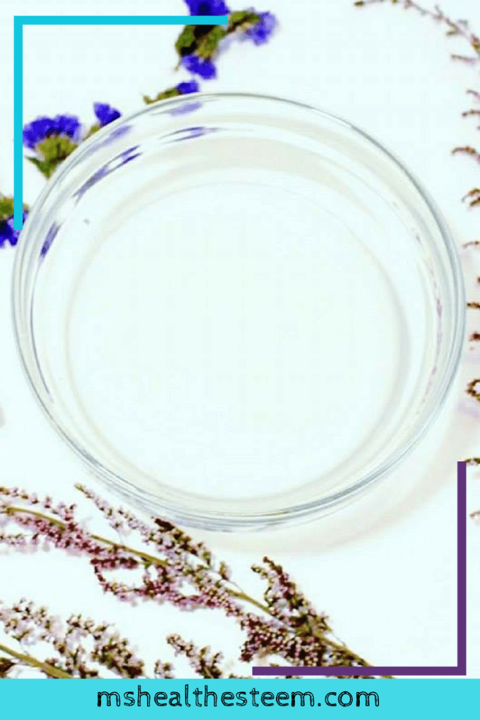 How To Make a Ridiculously Awesome Homemade Deep Conditioner - photo of the conditioner you will be making at mshealthesteem.com