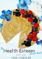 The Health-Esteem Sweet Tooth - 10 Free Healthy Dessert Recipes. Part of your www.mshealthesteem.com freebies