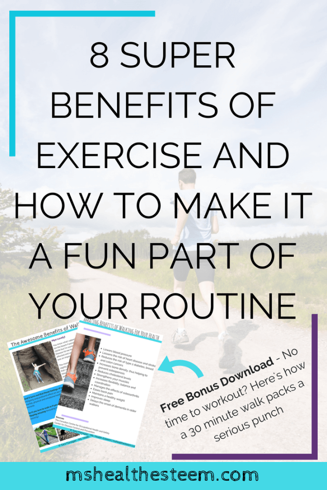 how to make exercise fun alone