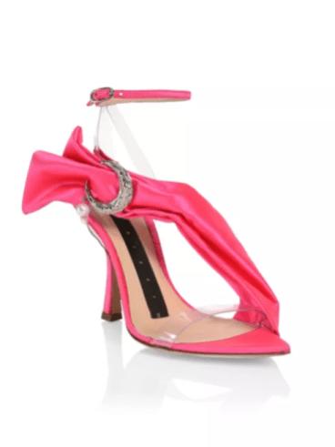 Midnight 00 Miss embellished sandal