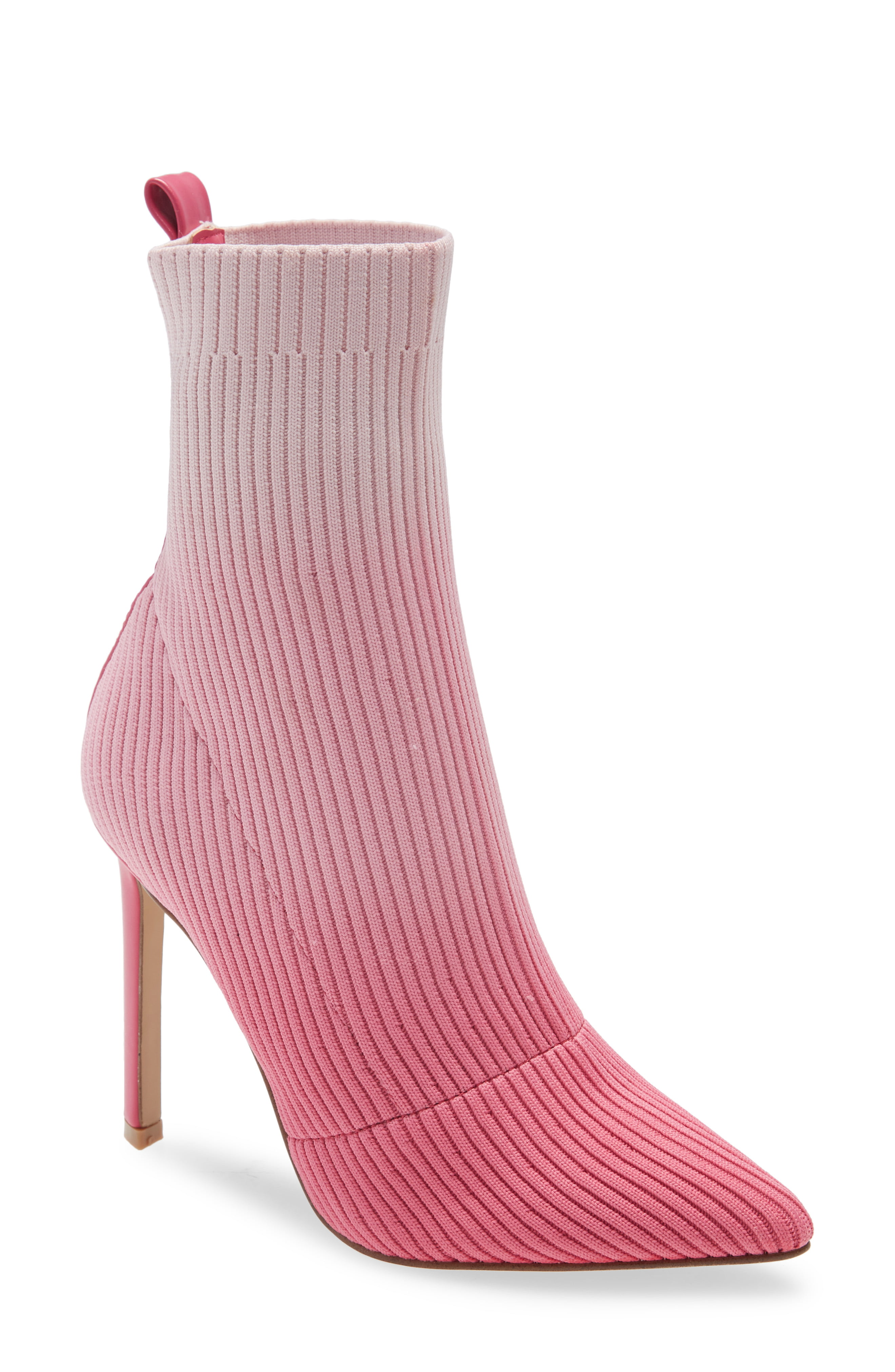 Pink Dianne Bootie by Steve Madden