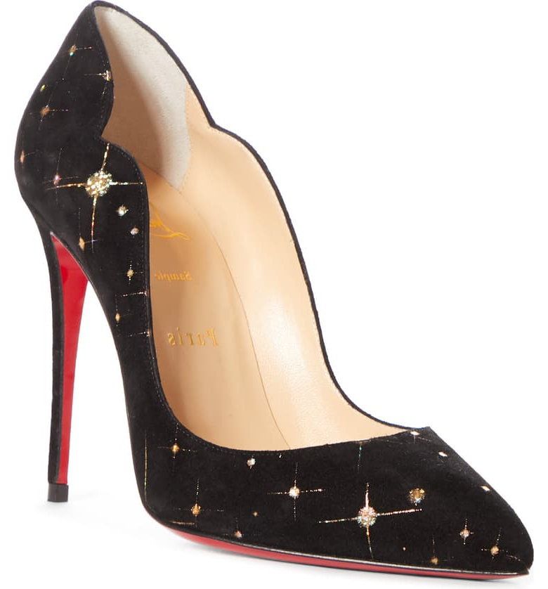 Hot chick by christian louboutin