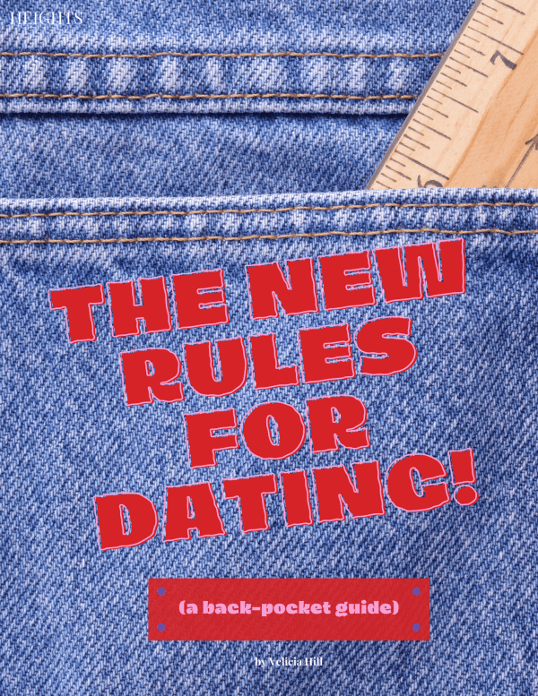 The New and Improved rules for dating