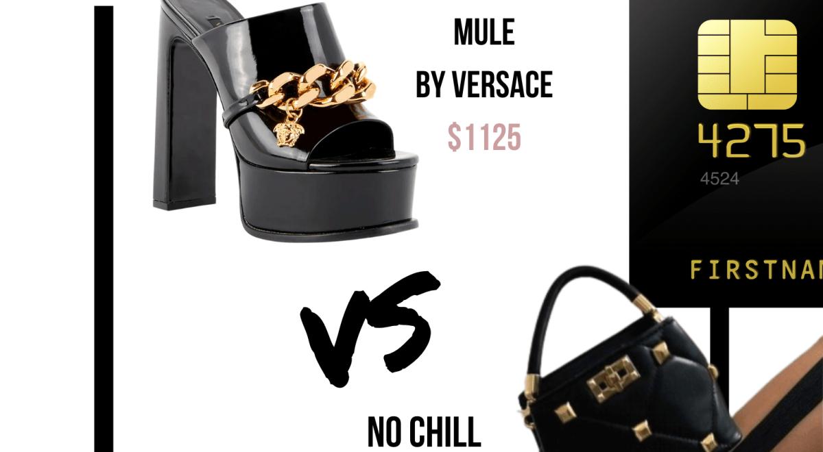 Real vs Steal Versace vs Lemonade