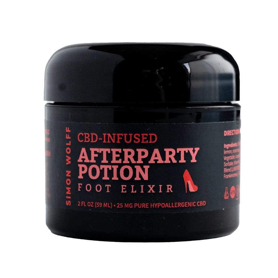 Simon Wolf CBD-infused After party potion