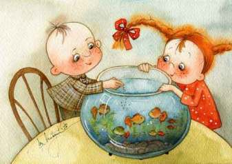 рыбки для желания