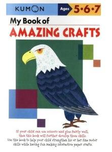 KUMON_5-6-7_years_My Book of Amazing Grafts