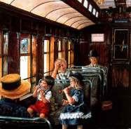 Children-On-Train
