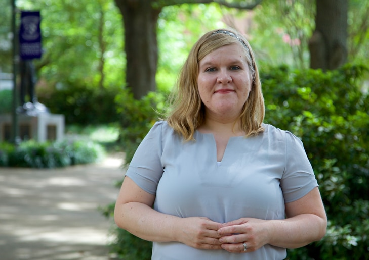 Dr. Elizabeth Hussa from Millsaps College Published Research