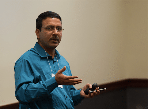 Mississippi INBRE's Dr. Anant Singh Published Research