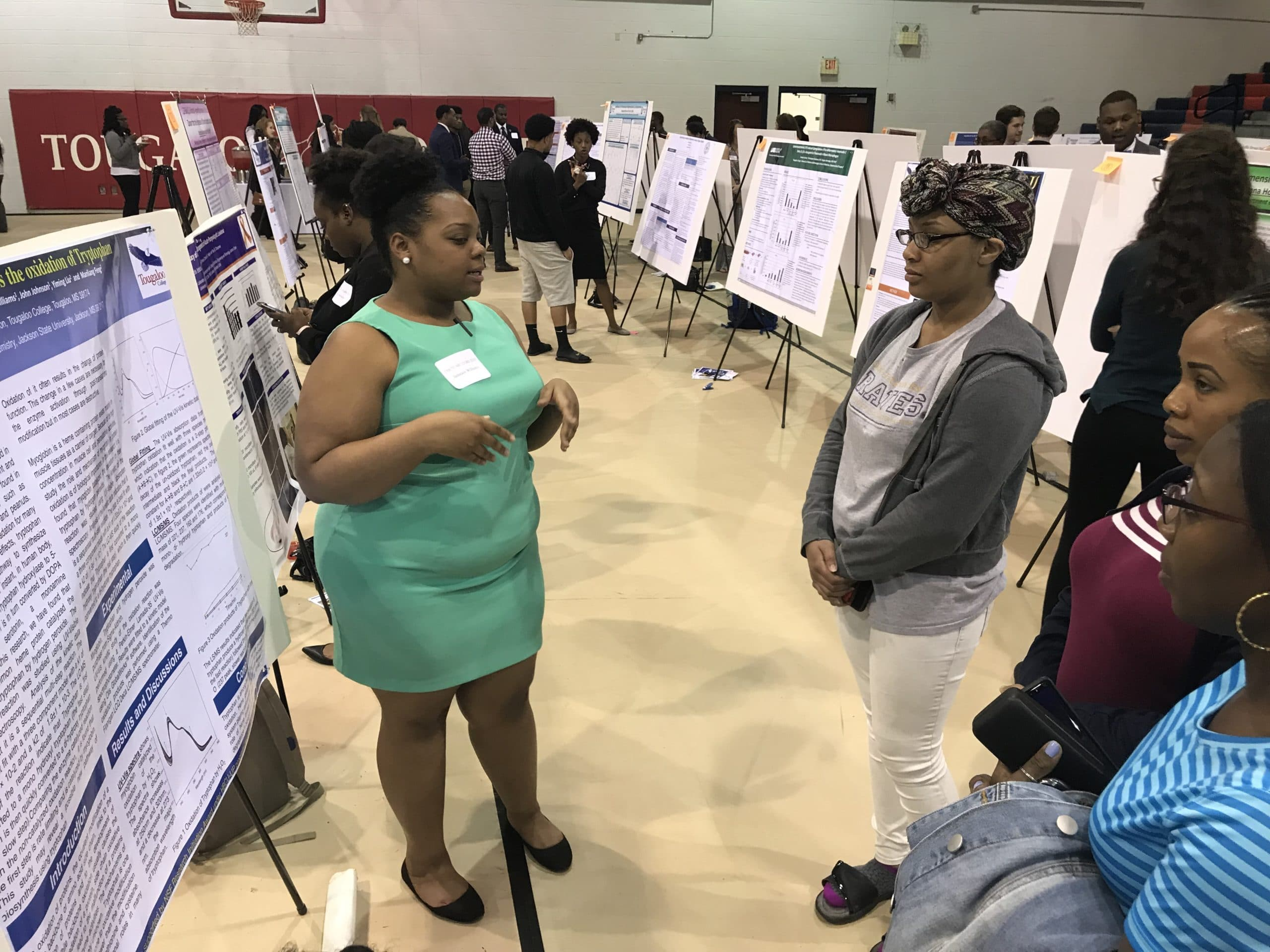 Mississippi INBRE Sponsors the Tougaloo College-Mississippi College Undergraduate Research Symposium