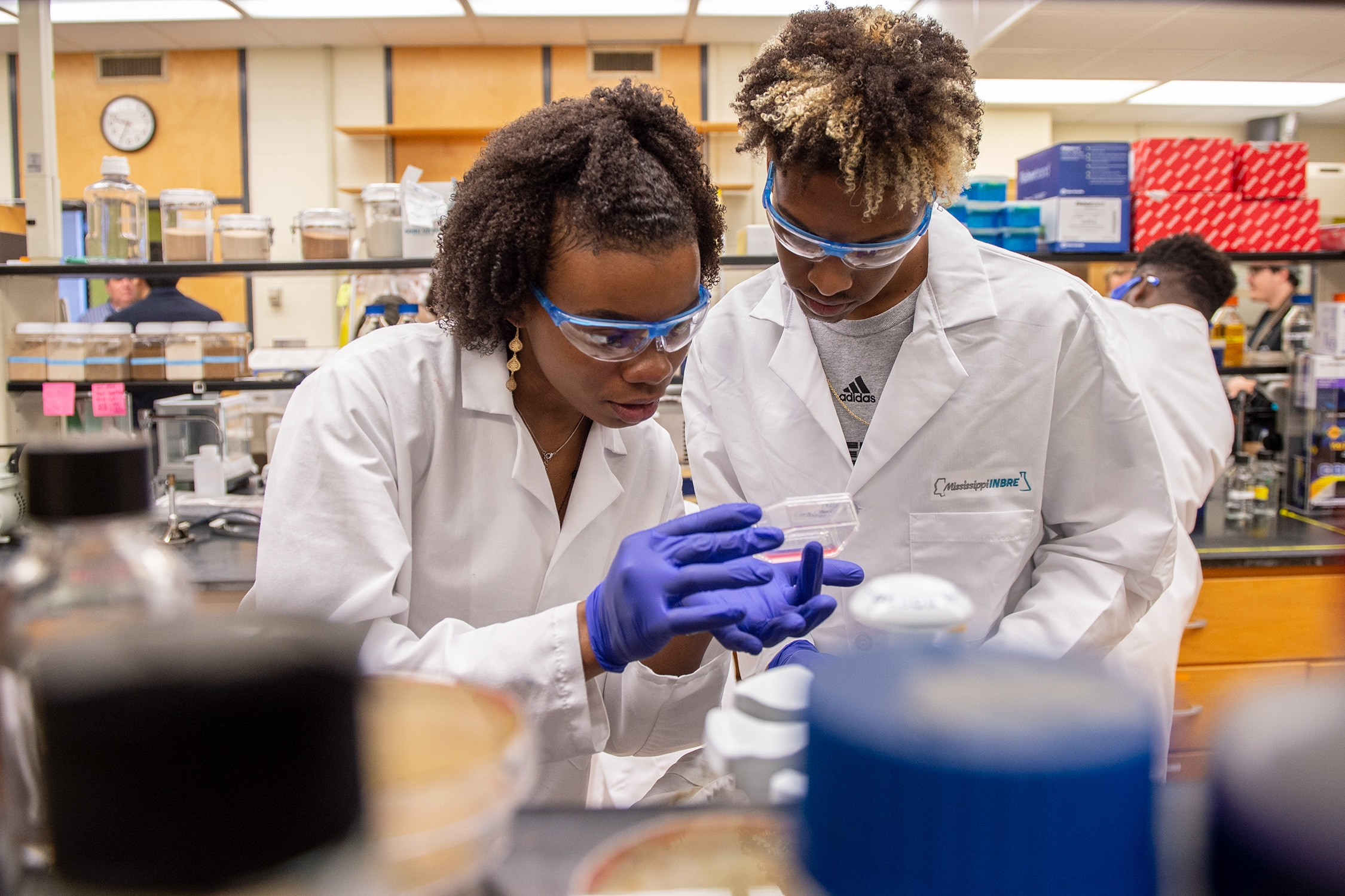 Mississippi INBRE's $19 Million Renewal Aims to Enhance Biomedical Research